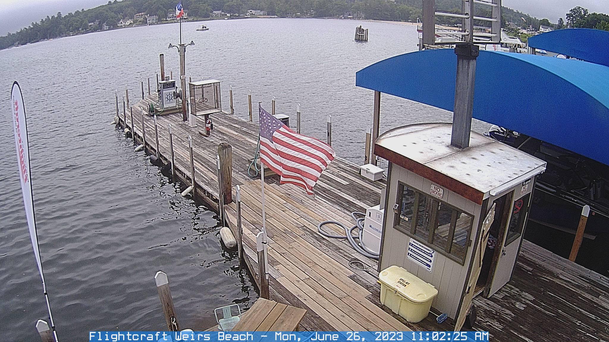 Lake Winnipesaukee Webcams